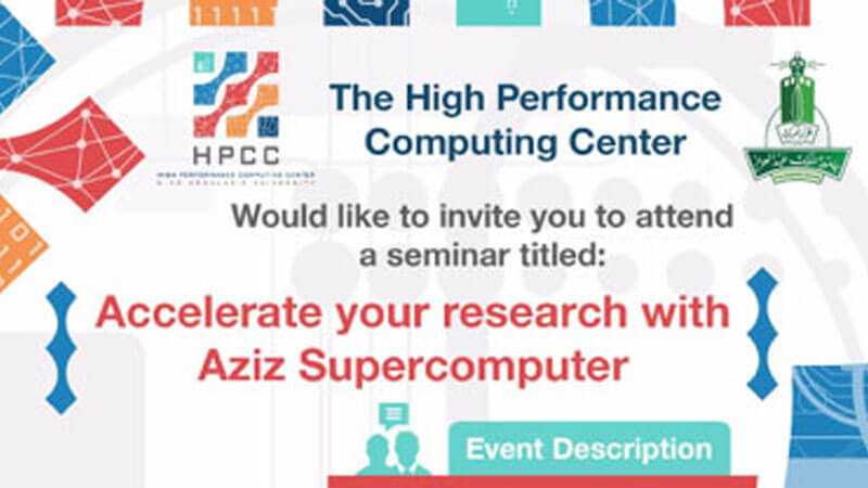 Accelerate your research with Aziz Supercomputer