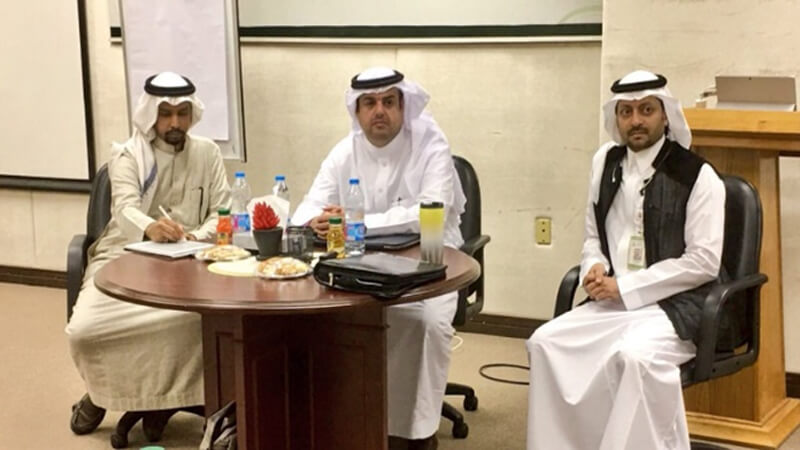 Workshop with Najm Company for Insurance Services Team